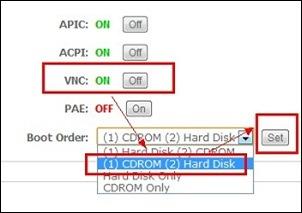 KVM系列教程 使用VNC安装Debian系统