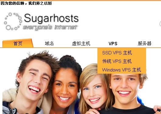 实战SugarHosts VPS购买图文教程