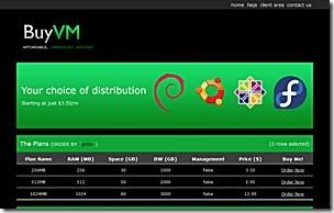 BuyVM 低价高质 新上SSD硬盘 256MB内存 30GB 拉斯维加斯 $3.50/月