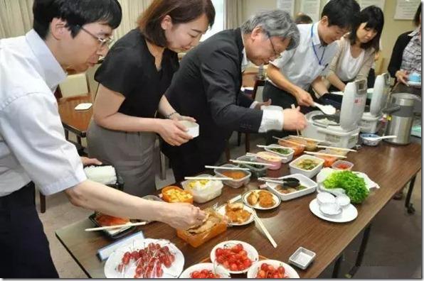 日本公务员伦理规程聚餐